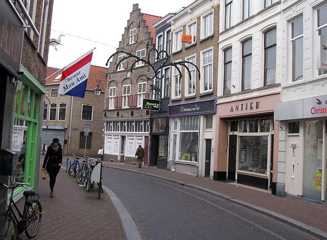 """The Haagdijk – Old Town Road"""